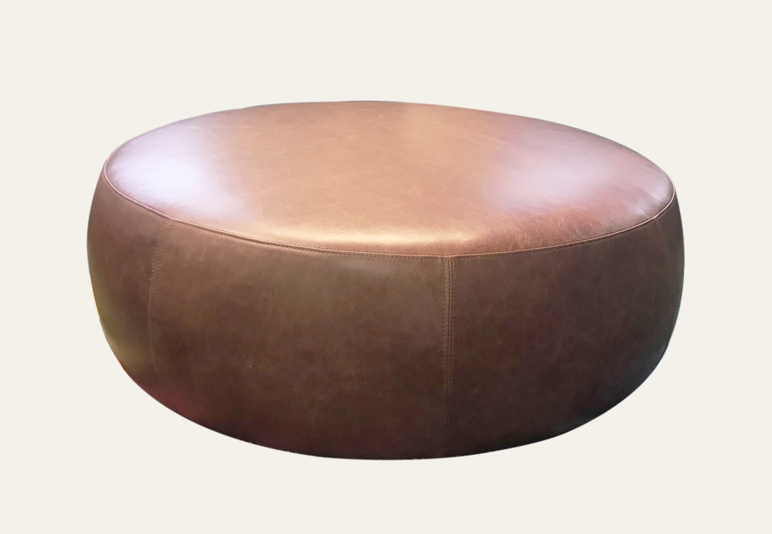 Cool Leather Ottoman Lounge Design Pabps2019 Chair Design Images Pabps2019Com