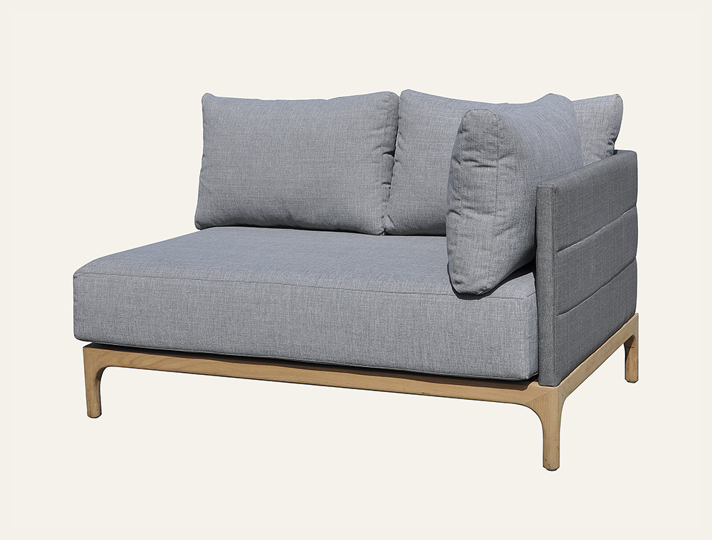 Domino outdoor couches & chairs - Lounge Design